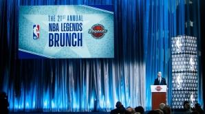 2020 NBA ALL-STAR: LEGENDS BRUNCH