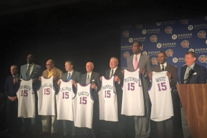 Naismith Memorial Hall of Fame: 2015
