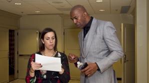 NBA All-Star Board Meeting