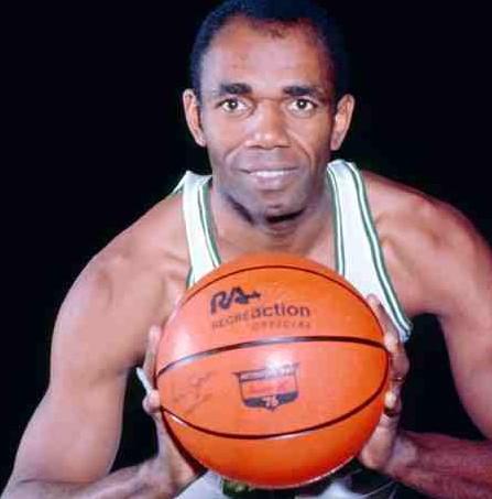 Sam Jones   National Basketball Retired Players Association