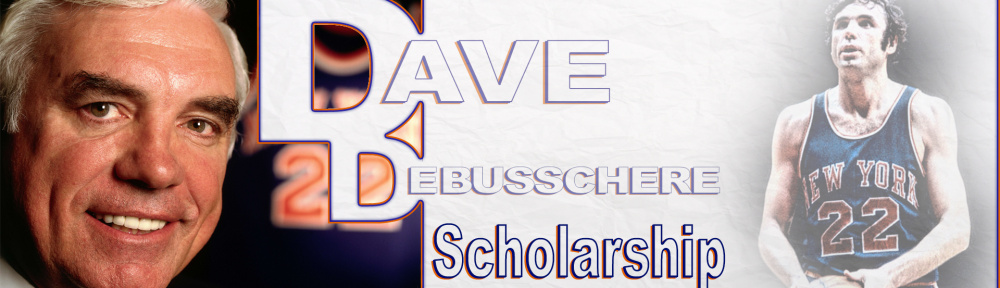 REGISTRATION NOW OPEN FOR 2018 DAVE DEBUSSCHERE SCHOLARSHIP