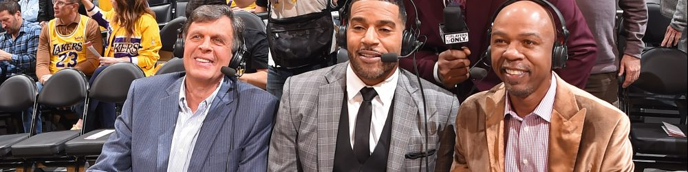 Calling the Shots: Jim Jackson Has Become A Fox Sports Fixture