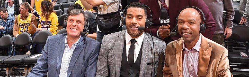 Calling the Shots: Jim Jackson Has Become A Fox Sports Fixture | National Basketball Retired Players Association