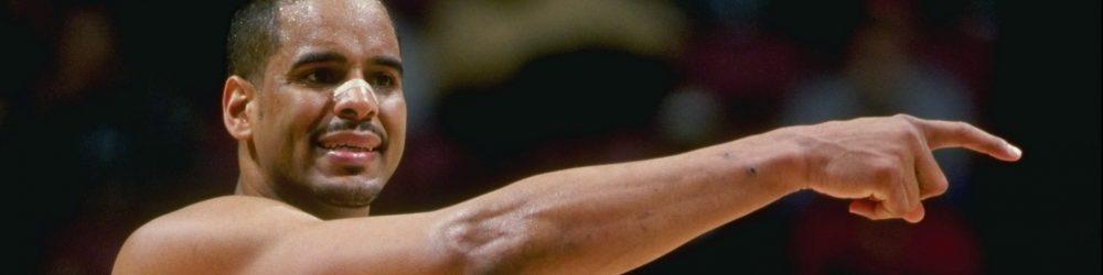 Jayson Williams Gets the Rebound